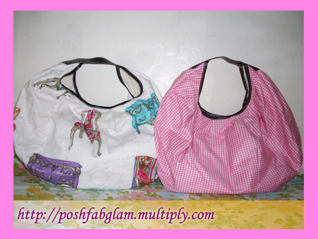 tote bags from poshfabglam