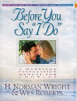 A Preparation Manual for Couples by H.Norman Wright