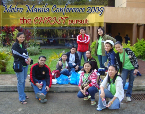 Singles For Christ - Metro Manila Conference 2009