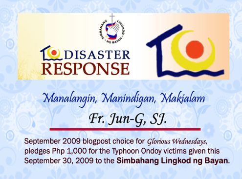 Congratulations Fr. Jun-G, SJ.