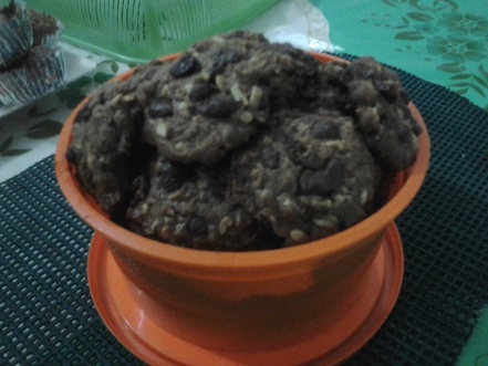 choco raisin oatmeal cookie recipe